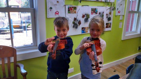 1st Grade Violins